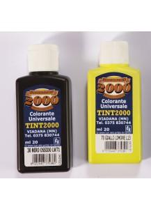 Colorante universale. Giallo cromo. 40 ml