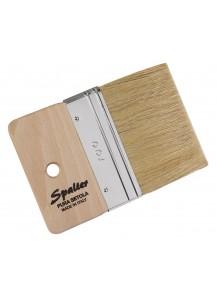 Pennello piatto manico legno