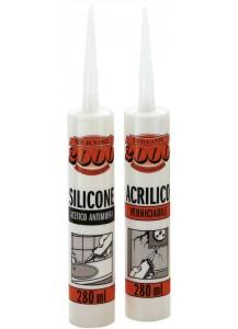 Silicone verniciabile bianco