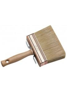 Plafoncini in setola base e manico legno.
