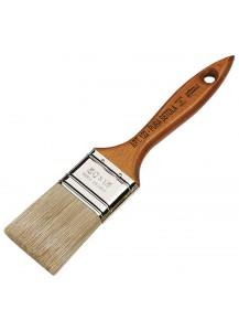 Pennellessa manico legno colore noce scuro