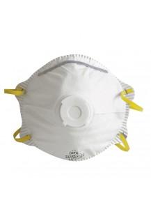 Mascherina di protezione con valvola