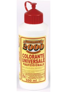 Colorante universale. Marrone ossido. 250 ml.
