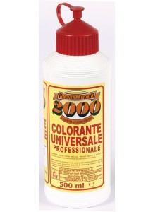 Colorante universale. Giallo ossido. 500 ml