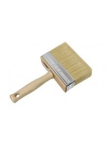 Plafoncini in setola corta, base e manico legno